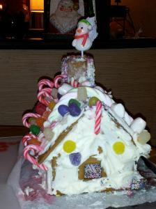 The Best Little Gingerbread House in the World